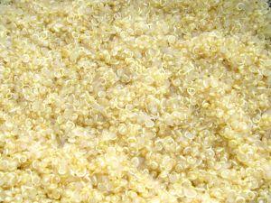 """Quinoa cozida """"al dente"""""""