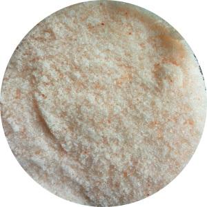 Sal do Himalaia, conhecem? É um sal 100% que contem 84 mineiras, ótimo para saúde, além de lindo e rosa!