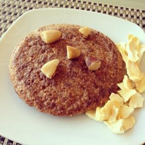 Minha omelete foi ou não foi a mais linda? haha café da manhã no capricho!