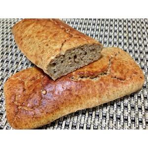 pão de amêndoas