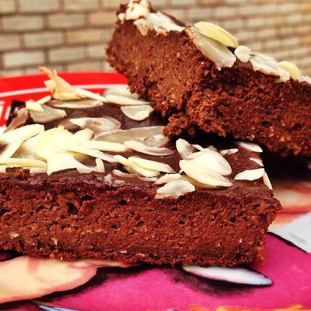 brownie de biomassa
