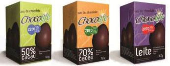 Ovos de pascoa Chocolife